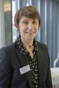 Brigitte Fouilland Docteure en science politique