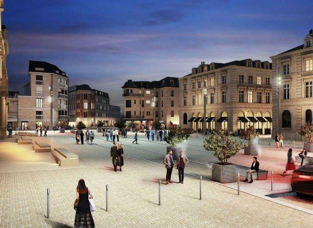 Le projet Reims Grand Centre