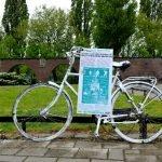 Hommage à la lutte contre la guerre du Vietnam des provos à la Haye