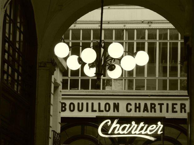Restaurant Bouillon Chartier