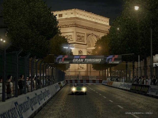 Trop vite et trop furieux dans Paris