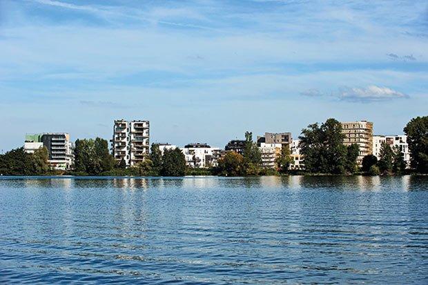 L'éco-quartier Ginko, à Bordeaux